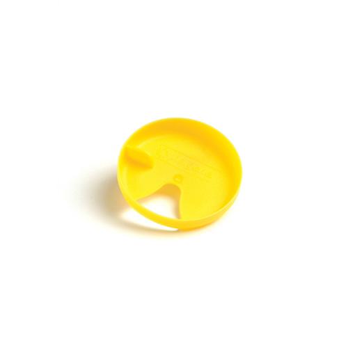 Nalgene Sipper für Hals Ø 5,3 cm, gelb 076346