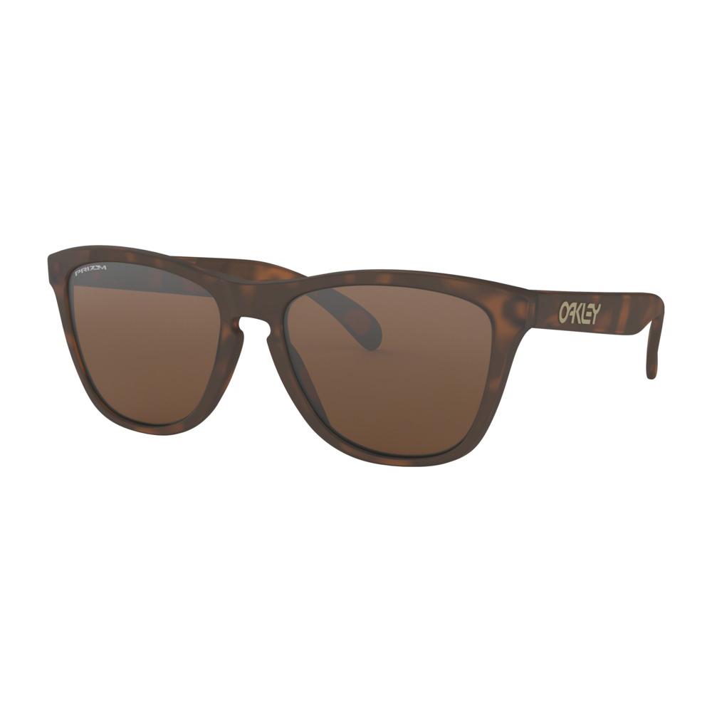 Oakley Sonnenbrille Frogskins Polished Black / Grey Brillenfassung - Lifestylebrillen G5mtZKWGb9,