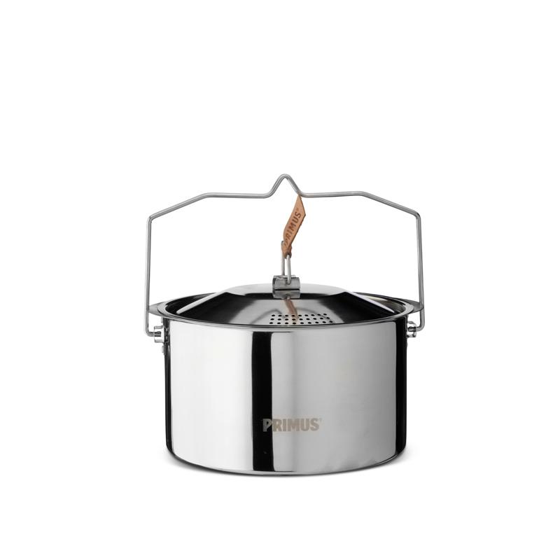 primus campfire topf edelstahl 3 l t pfe pfannen. Black Bedroom Furniture Sets. Home Design Ideas