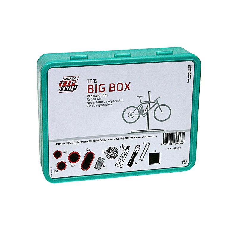 Tip Top Fahrradreparatur Set TT 15 231015